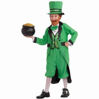 Forum Novelties Leprechaun Costume Child