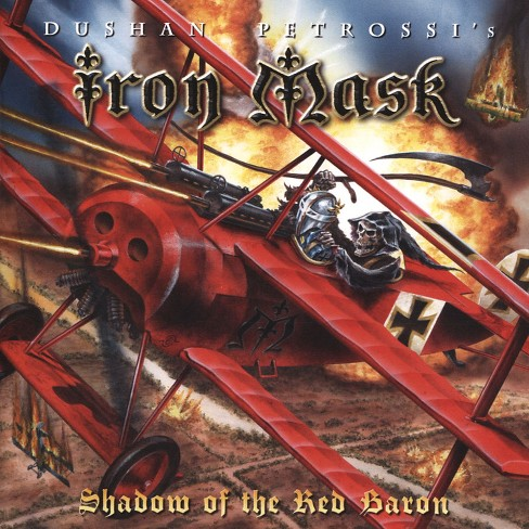 Iron mask - Shadow of the red baron (CD) - image 1 of 1