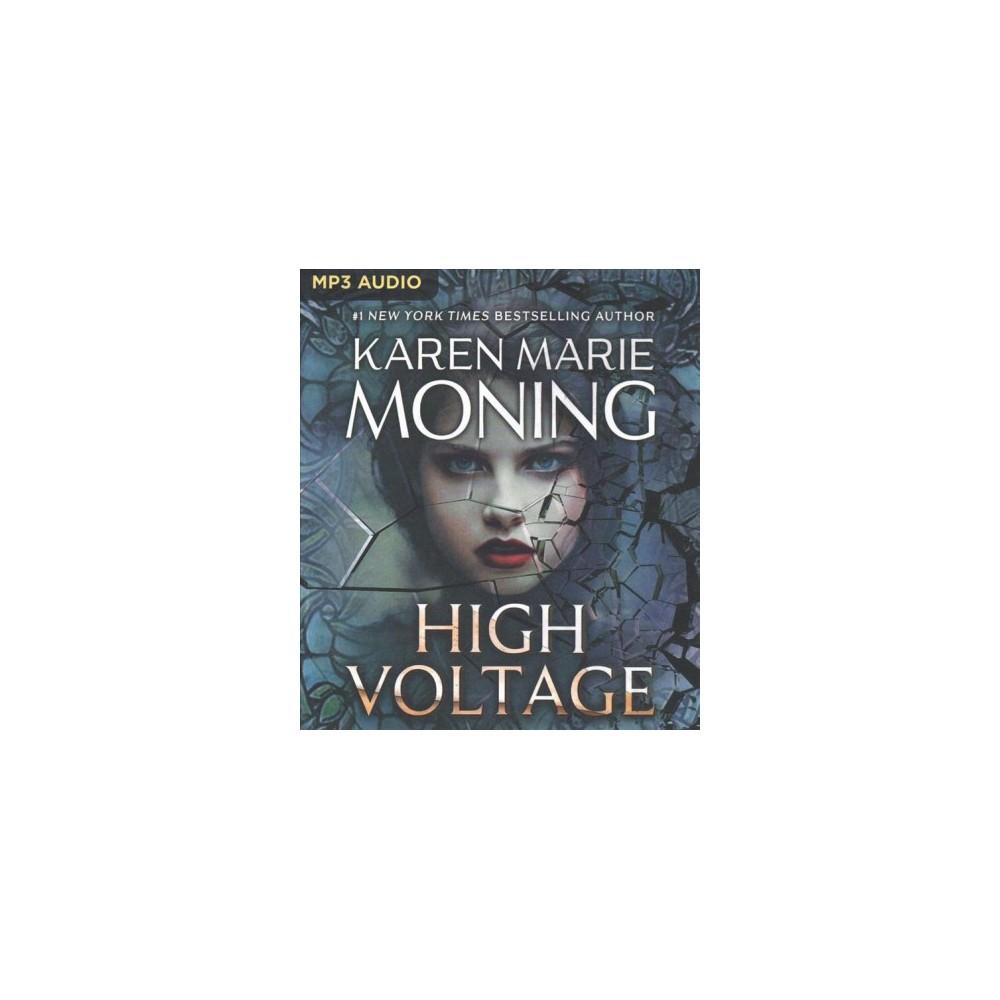 High Voltage - MP3 Una (Fever) by Karen Marie Moning (MP3-CD)