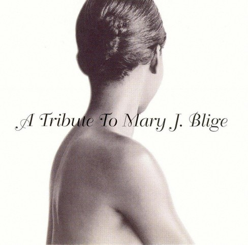 Various - Tribute to mary j. blige (CD) - image 1 of 1