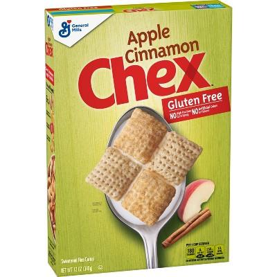 General Mills Apple Cinnamon Chex Cereal - 12oz