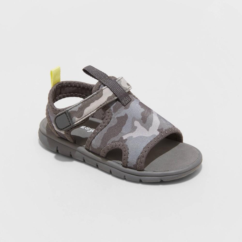 Toddler Boys 39 Florida Apparel Water Shoes Cat 38 Jack 8482 Camo 5