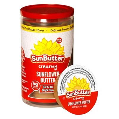 Peanut & Nut Butters: SunButter On The Go