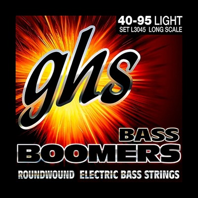 GHS L3045 Bass Boomers Light String