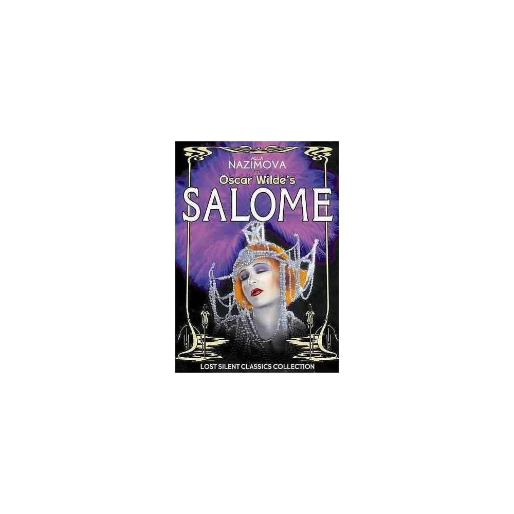 Salome (Dvd), Movies