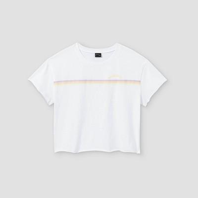 Girls' Graphic Boxy Short Sleeve T-Shirt - art class™