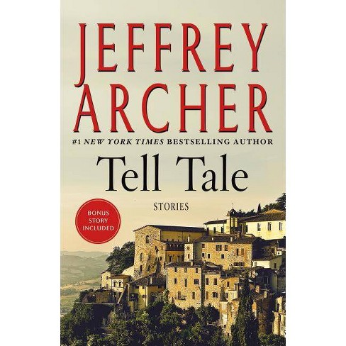 Tell Tale - by  Jeffrey Archer (Paperback) - image 1 of 1