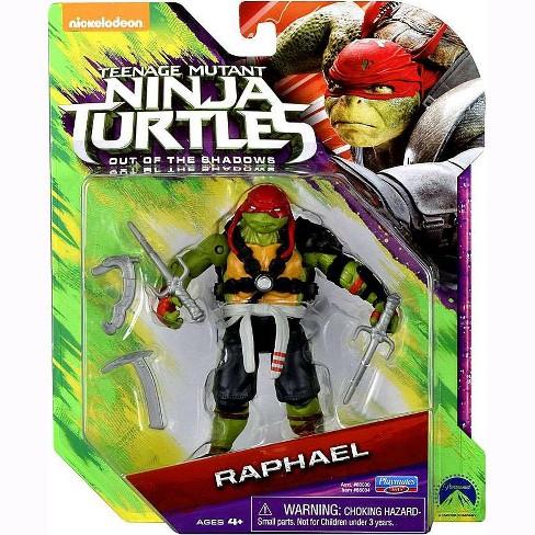 Teenage Mutant Ninja Turtles Out Of The Shadows Raphael Action