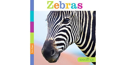 Zebras (Reprint) (Paperback) (Kate Riggs) - image 1 of 1