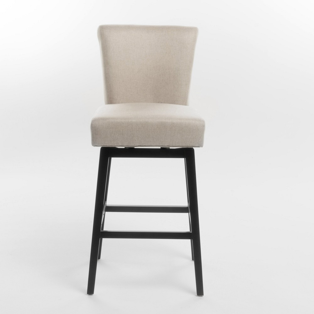 Tracy Swivel Barstool - Wheat - Christopher Knight Home
