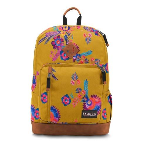 """Trans by JanSport 18"""" Dakoda Backpack - Golden Harvest - image 1 of 3"""