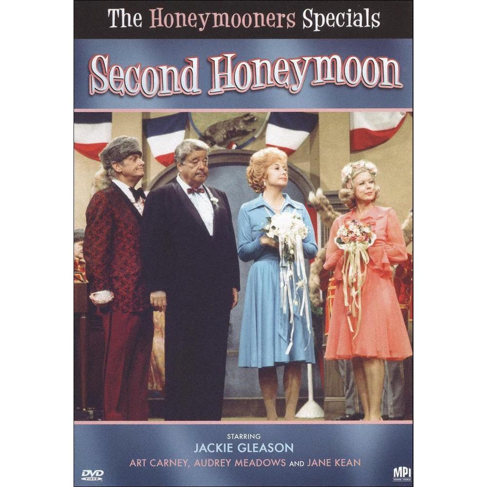 Honeymooners Specials:Second Honeymoo (Dvd)