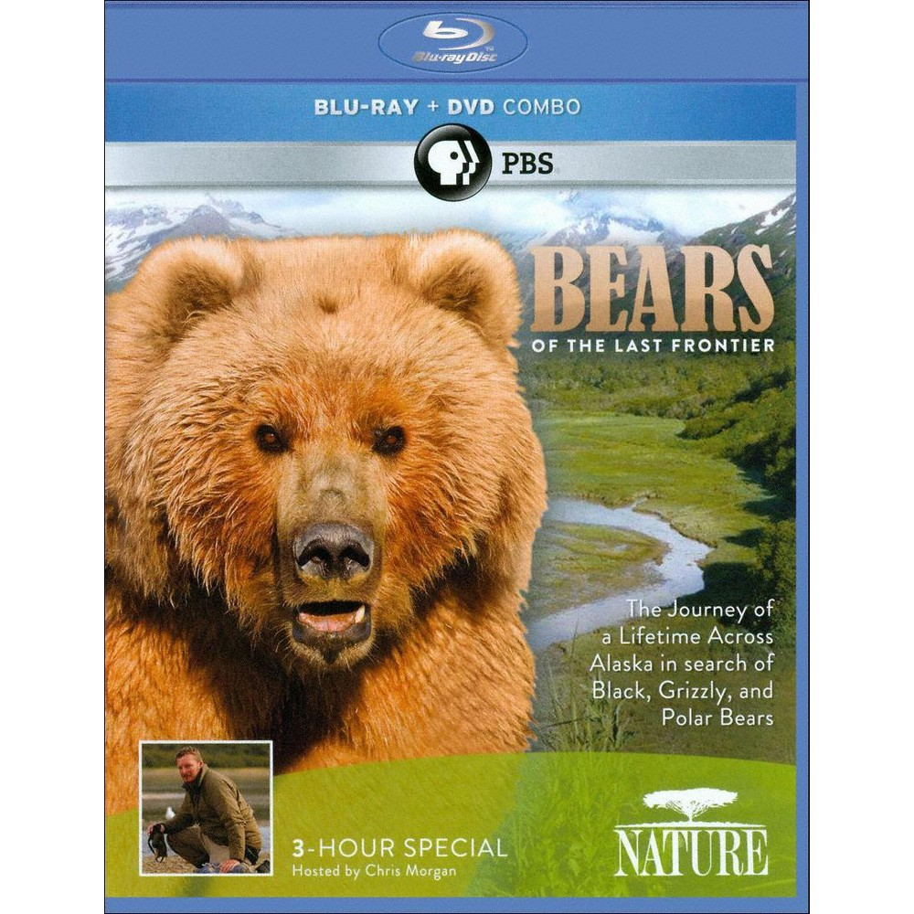 Nature Bears Of The Last Frontier Dvd