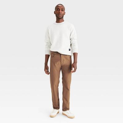Dockers Men's Straight fit Jean Cut Chino Pants