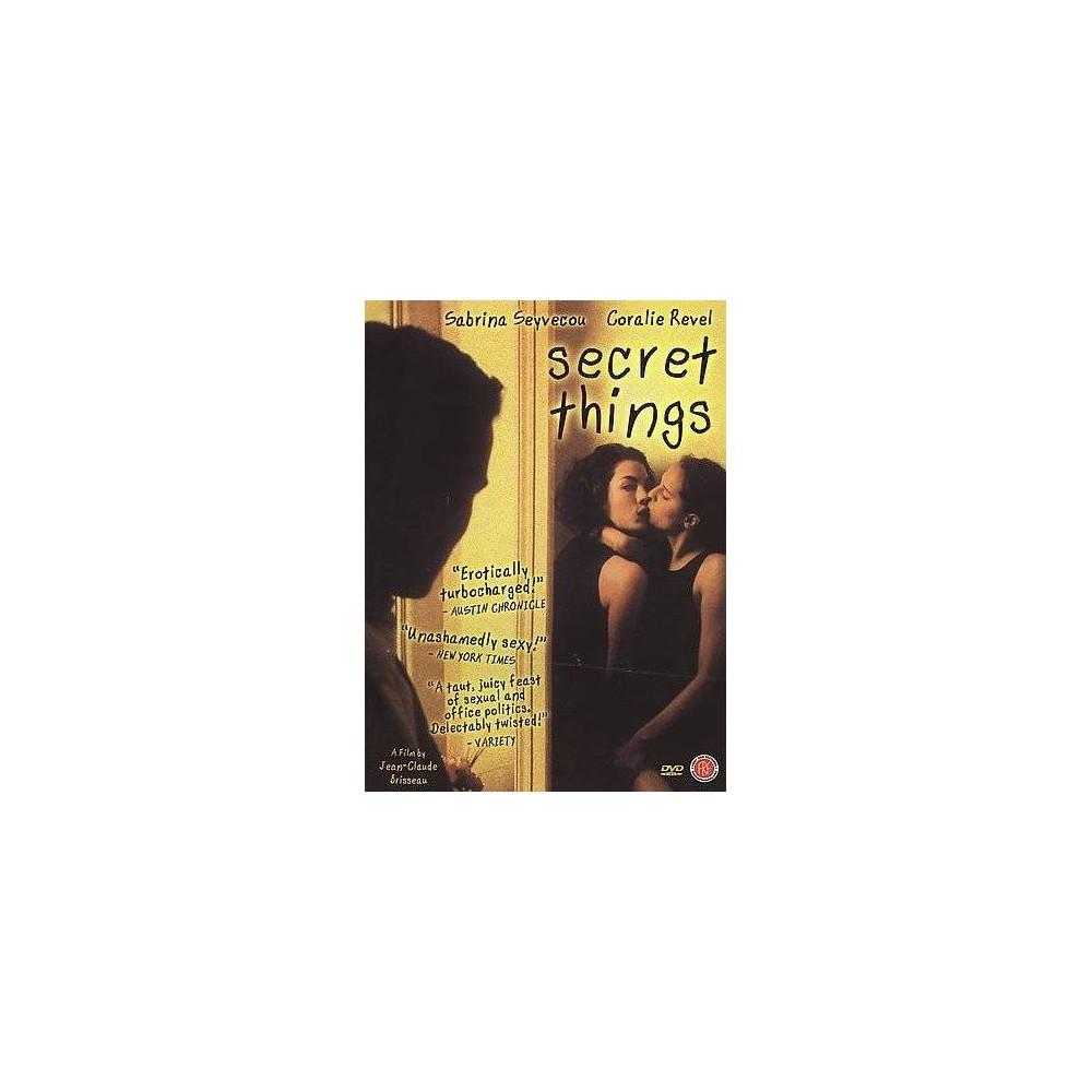 Secret Things (Dvd), Movies