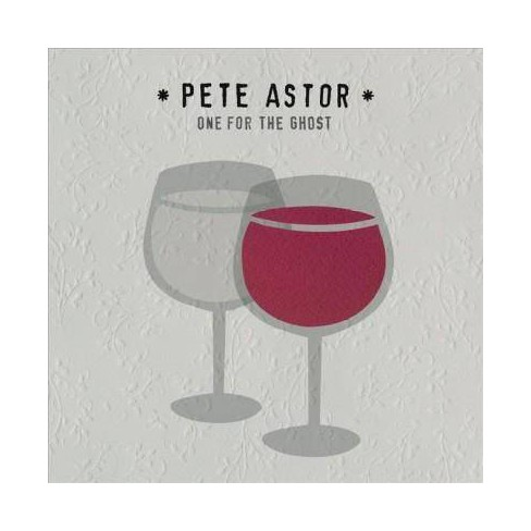 Pete Astor - One For The Ghost (CD) - image 1 of 1