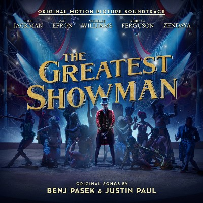 Various - Greatest Showman (Ost)(Vinyl)