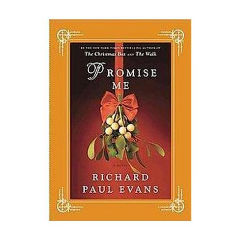 Promise Me (Hardcover) by Richard Paul Evans - image 1 of 1