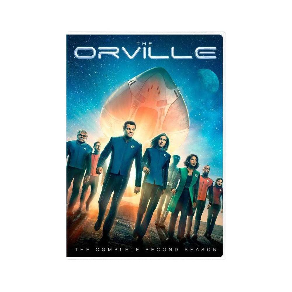 Orville The Season 2 Dvd