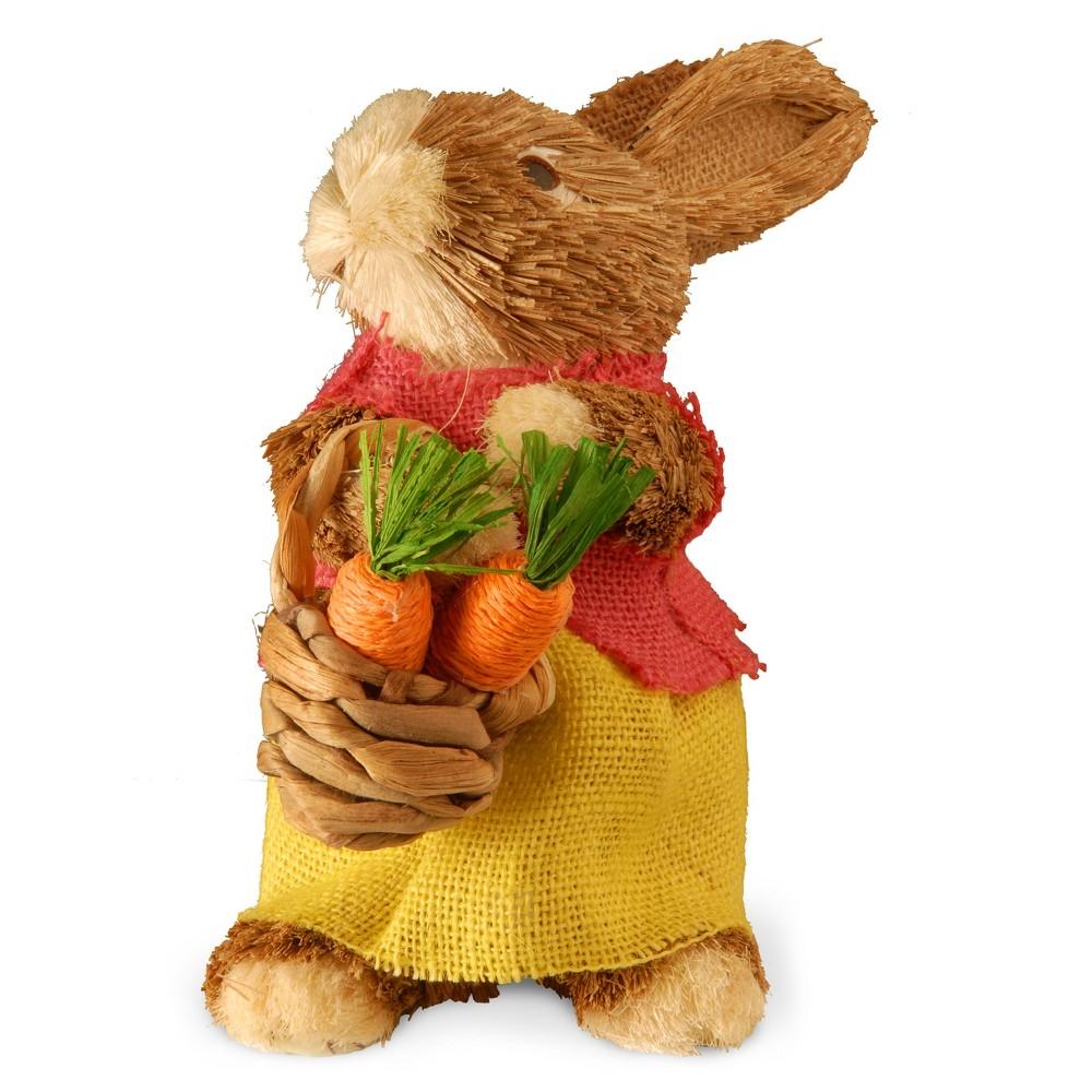 "Image of ""9"""" Dainty Brown Bunny - National Tree Company"""