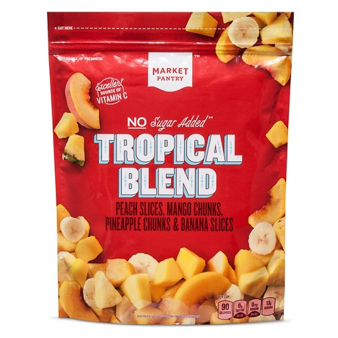Tropical Fruit Frozen Blend - 48oz - Market Pantry™ - image 1 of 1