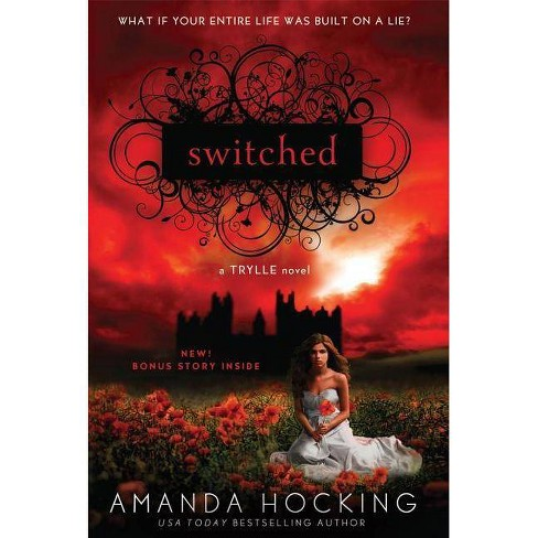 Switched (Trylle Trilogy, #1) (Paperback) by Amanda Hocking - image 1 of 1