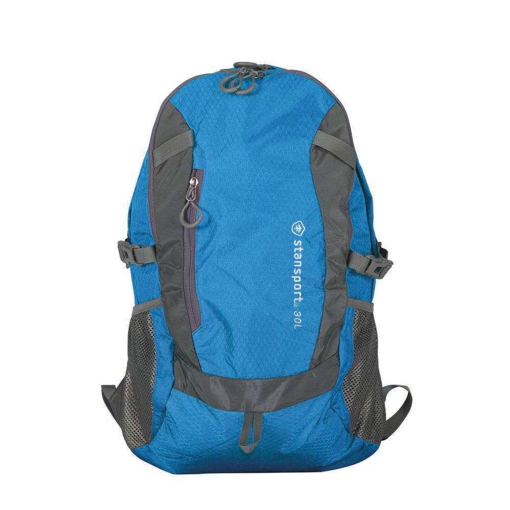 Stansport 30L Daypack Backpack - Blue