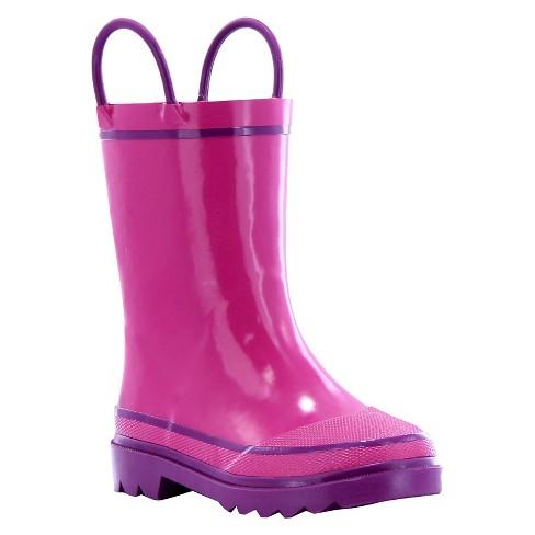 Girls' Firechief Rain Boot - Western Chief - image 1 of 3