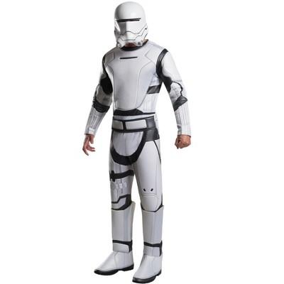 Rubie's Star Wars Deluxe Villain Flametrooper Adult Costume