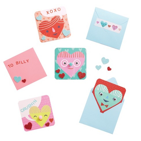 Valentine's Day Card Platter Kit - Spritz™ - image 1 of 2