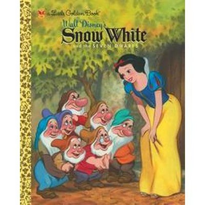 Walt Disney's Snow White and the Seven D ( Little Golden Books)(Hardcover)by Don Williams