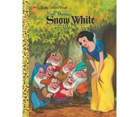 Walt Disney's Snow White and the Seven D ( Little Golden Books) (Hardcover) by Don Williams - image 1 of 1