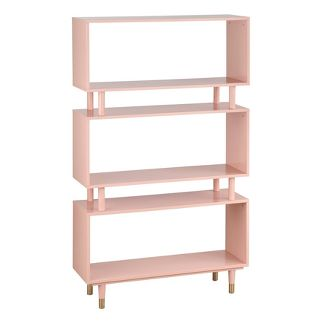 Trieste Bookshelf Pink - Buylateral