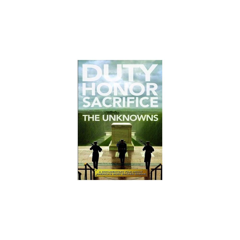 Unknowns (Blu-ray), Movies