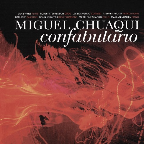 Various - Chuaqui:Confabulario (CD) - image 1 of 1