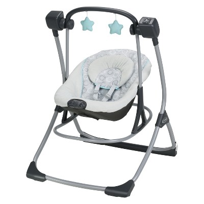 Graco Cozy Duet Swing - Tenley
