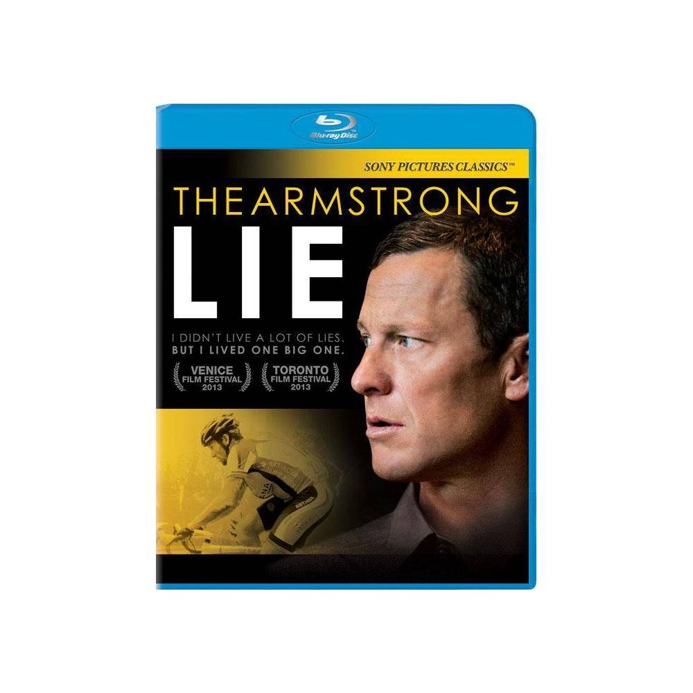The Armstrong Lie Blu Ray 2014