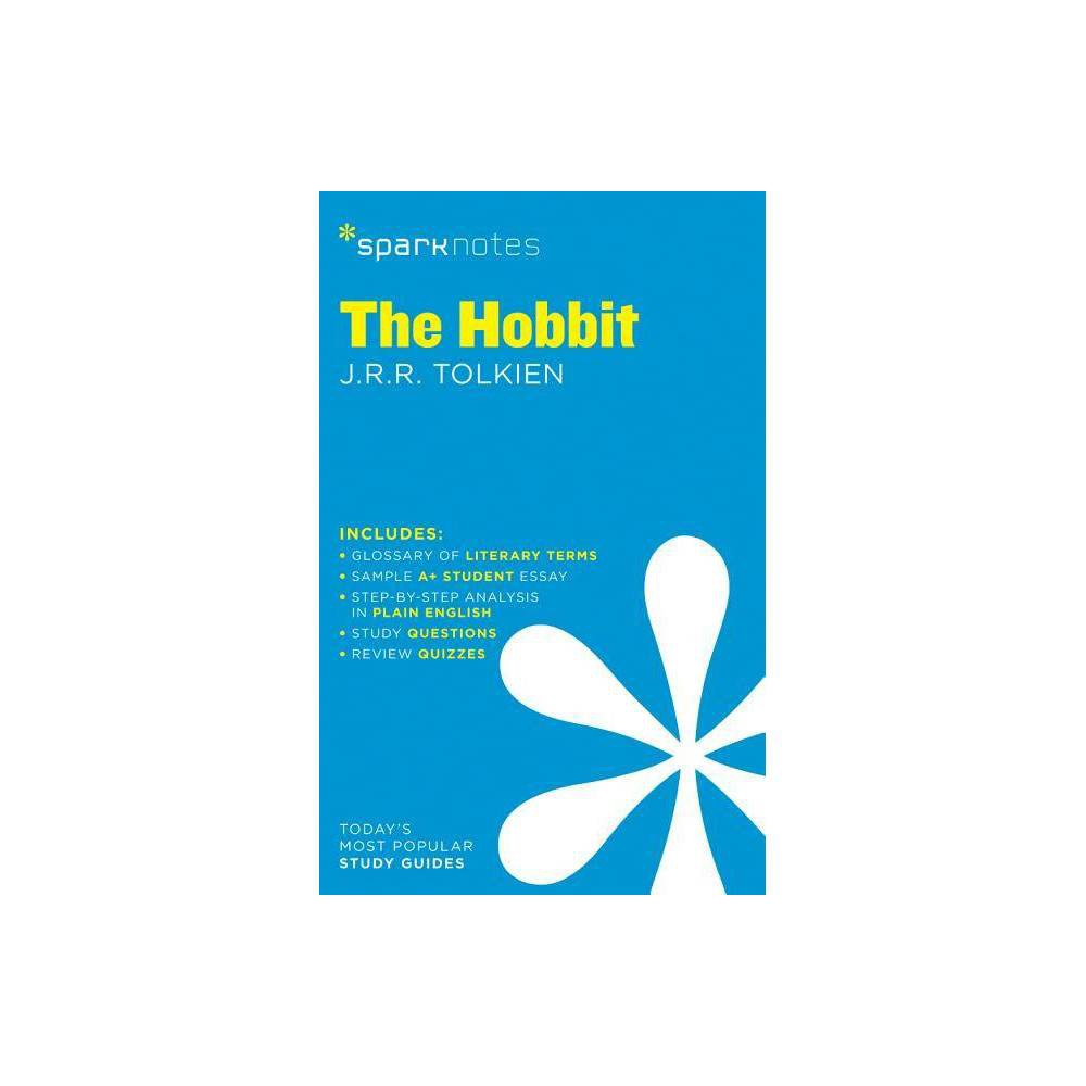 The Hobbit Sparknotes By Sparknotes J R R Tolkien Paperback