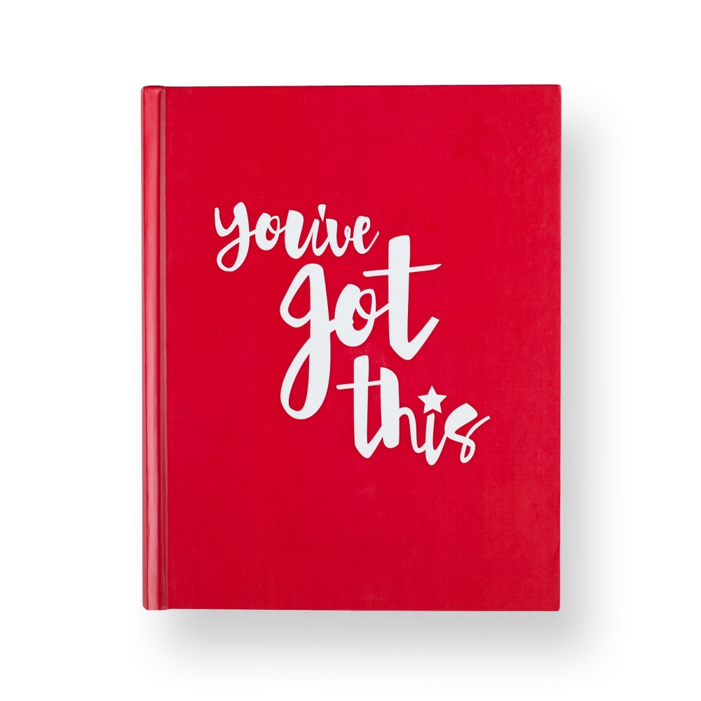 Fitspiration Journal You've Got This, Gray Always remember how strong and capable you are with this Fitspiration Journal from Fitlosophy. Designed to empower your mind, body and soul, this inspirational journal keeps health and wellness at the forefront of your mind with daily inspiration and tips to live life fit. As a combination between a fitness journal and a gratitude journal, it helps you reflect and encourages you to set goals, get inspired and think positively. Color: Gray. Pattern: Solid.