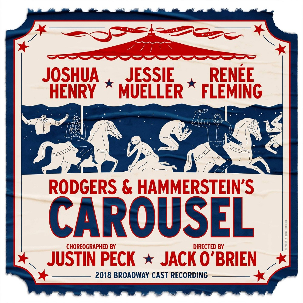 Carousel 2018 Broadway Cast Rodgers Hammerstein S Carousel Cd