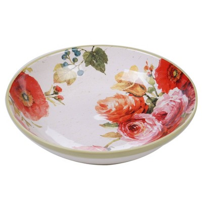128oz Earthenware Country Fresh Serving Bowl - Certified International