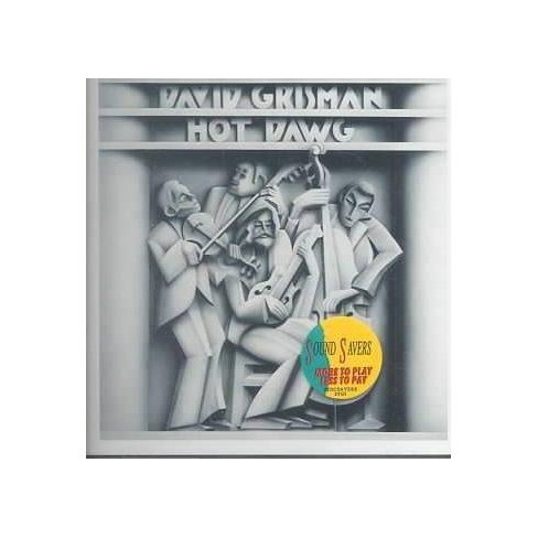 David Grisman - Hot Dawg (CD) - image 1 of 1