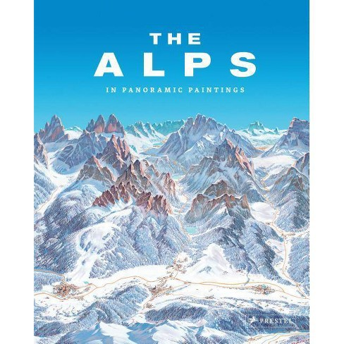 The Alps - by  Tom Dauer (Hardcover) - image 1 of 1
