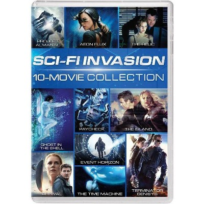 Sci-Fi 10-Movie Collection (DVD)(2019)