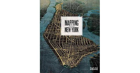 Mapping New York (Paperback) (Robert Neuwirth & Seth Robbins) - image 1 of 1