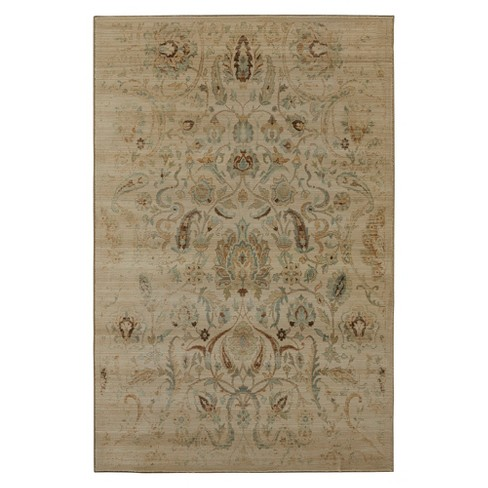 Mohawk Sentiment Butter Pecan Area Rug - image 1 of 1