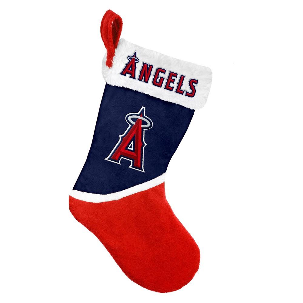 MLB Los Angeles Angels Holiday Stocking