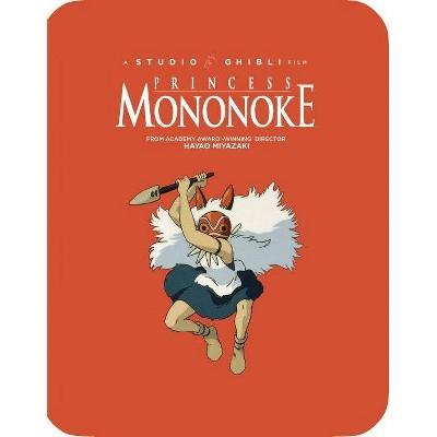 Princess Mononoke (SteelBook)(Blu-ray)