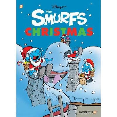 The Smurfs Christmas - (Smurfs Graphic Novels (Paperback)) (Paperback)