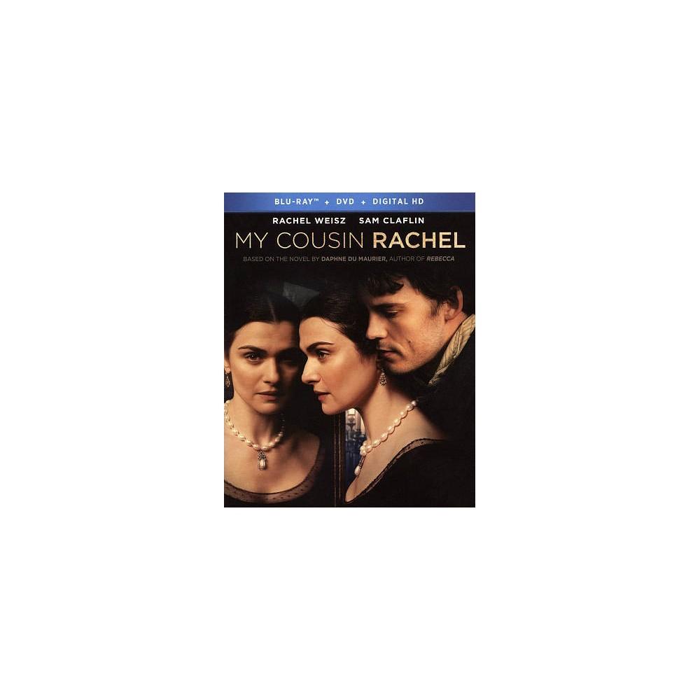 My Cousin Rachel (Bd/Dvd Combo) (Blu-ray)